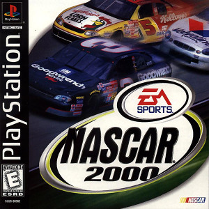 *USED* NASCAR 2000 [E] (#014633079982)