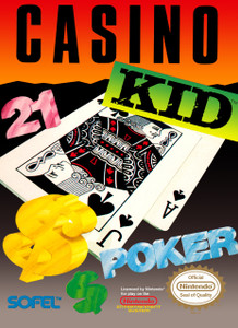 *USED* Casino Kid (#093295893013)