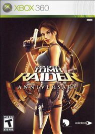 *USED* TOMB RAIDER ANNIVERSARY [T] (#788687200530)