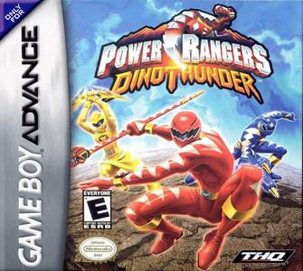 *USED* POWER RANGERS DINO THUNDER [E] (#785138321660)