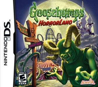 *USED* GOOSEBUMPS HORRORLAND [E10] (#078073111282)