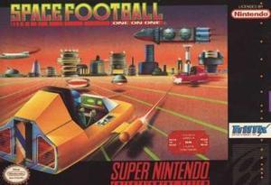 *USED* SPACE FOOTBALL (#726268001565)