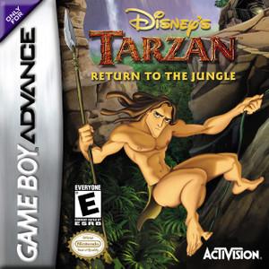*USED* TARZAN RETURN TO THE JUNGLE [E] (#047875803893)