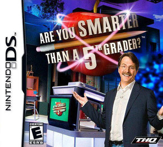 *USED* ARE YOU SMARTER THAN A 5TH GRADER [E] (#785138361437)