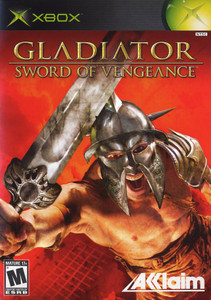 *USED* GLADIATOR SWORD OF VENGEANCE [M] (#021481403166)