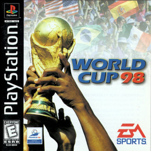 *USED* WORLD CUP 98 [E] (#014633078787)