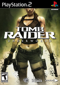 *USED* TOMB RAIDER UNDERWORLD [T] (#788687500784)