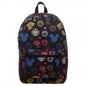 KINGDOM HEARTS AOP BACKPACK (#190371667626)