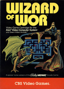 *USED* WIZARD OF WOR (#478768607173)
