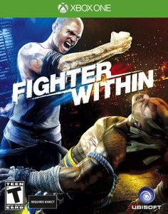 *USED* FIGHTER WITHIN [T] (#008888538820)