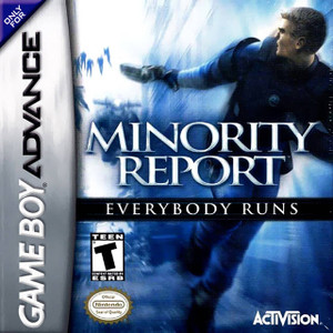 *USED* MINORITY REPORT [E] (#047875803398)