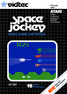 *USED* SPACE JOCKEY (#460701980535)