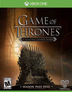 *USED* GAME OF THRONES A TELLTALE GAMES SERIES [M] (#894515001627)