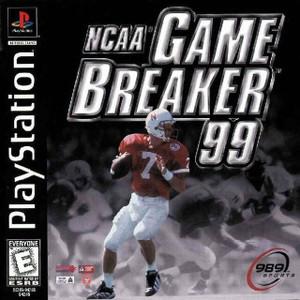 *USED* NCAA GAMEBREAKER 99 [E] (#711719424628)