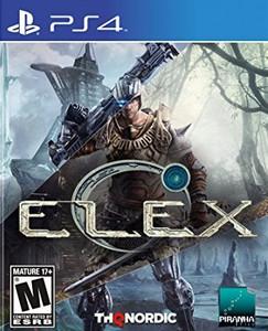 *USED* ELEX [M] (#811994020529)