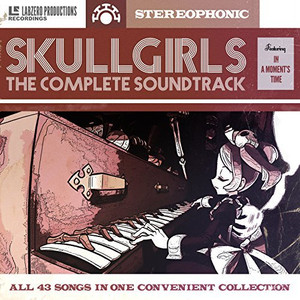 *USED* SKULLGIRLS SOUNDTRACK (#438340960140)