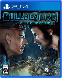 *USED* BULLETSTORM FULL CLIP EDITION [M] (#850942007021)