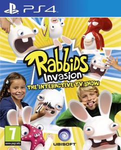 *USED* RABBIDS INVASION [E10] (#887256301774)