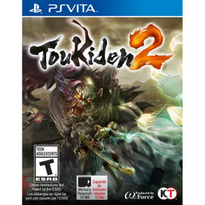 *USED* TOUKIDEN 2 (#406047099968)