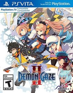 *USED* DEMON GAZE II [T] (#813633019826)