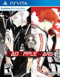 *USED* BAD APPLE WARS [T] (#853736006156)
