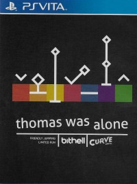 *USED* THOMAS WAS ALONE (LIMITED RUN #23) (#485899776654)