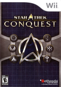 *USED* STAR TREK CONQUEST [E] (#093155126305)