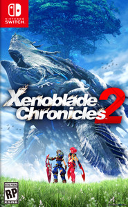 *USED* XENOBLADE CHRONICLES 2 [T] (#045496591595)