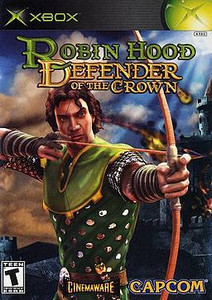 *USED* ROBIN HOOD DEFENDER OF THE CROWN [T] (#013388290116)