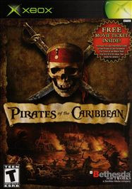 *USED* PIRATES OF THE CARIBBEAN [T] (#093155118102)