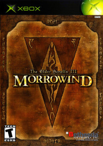 *USED* MORROWIND GAME OF THE YEAR [T] (#093155118300)