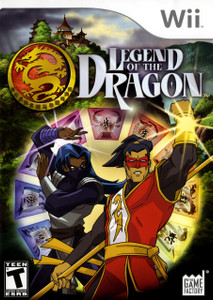 *USED* LEGEND OF THE DRAGON [T] (#855433001649)