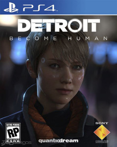 *USED* DETROIT BECOME HUMAN [M] (#711719506140)