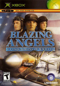 *USED* BLAZING ANGELS SQUADRONS OF WWII [T] (#008888512622)