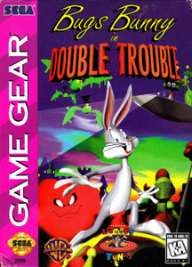 *USED* BUGS BUNNY IN DOUBLE TROUBLE (#010086025699)