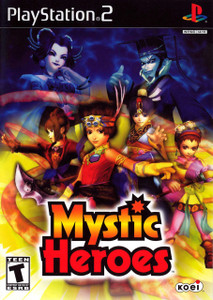 *USED* MYSTIC HEROES [T] (#040198001205)