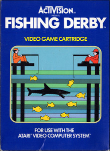 *USED* FISHING DERBY (#451023321885)
