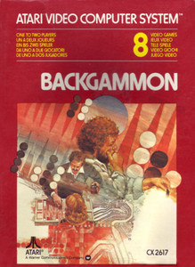 *USED* BACKGAMMON (#403963424959)