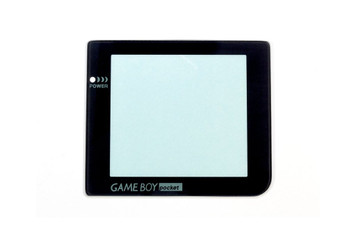 GAMEBOY POCKET GLASS SCREEN LENS (#401366180168)