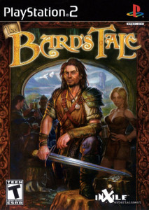 *USED* BARDS TALE (#020626721035)