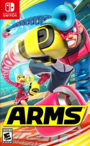 *USED* ARMS [E10] (#045496590529)