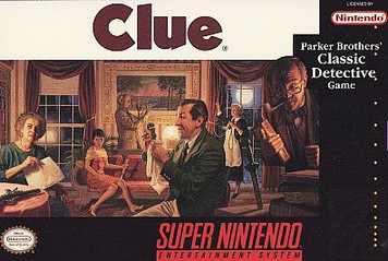 *USED* CLUE (#073000040994)