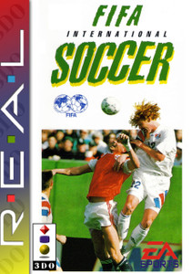 *USED* FIFA INTERNATIONAL SOCCER (#475200344320)