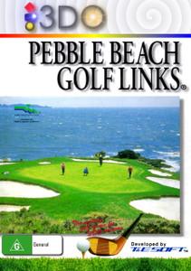 *USED* PEBBLE BEACH GOLF LINKS (#477156001326)