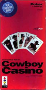*USED* COWBOY CASINO (#492600244364)