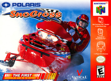 *USED* POLARIS SNOCROSS (#681313081599)