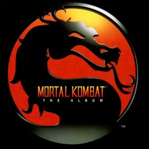 *USED* MORTAL KOMBAT THE ALBUM (#724383962921)