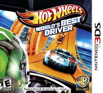 *USED* HOT WHEELS WORLDS BEST DRIVER [E] (#883929361151)