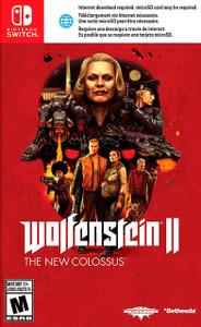 WOLFENSTEIN II THE NEW COLOSSUS [M] (#045496591823)