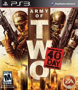 *USED* ARMY OF TWO 40TH DAY (#014633157147)